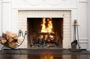 fireplace firebox